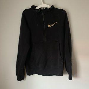 Women's Nike Black Quarter Zip *Size XS*